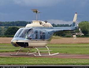 Bell 206 BIII Jet Ranger