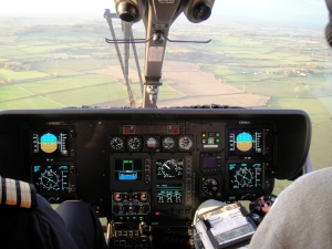 Eurocopter EC135 Panel