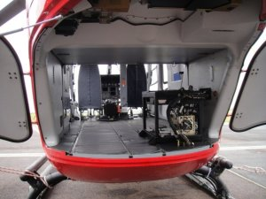 Eurocopter EC135 Rear Doors